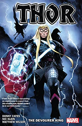 Thor by Donny Cates Tome 1: The Devourer King