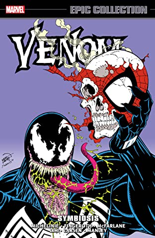 Venom Epic Collection: Symbiosis