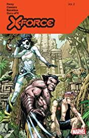 X-Force by Benjamin Percy Vol. 2