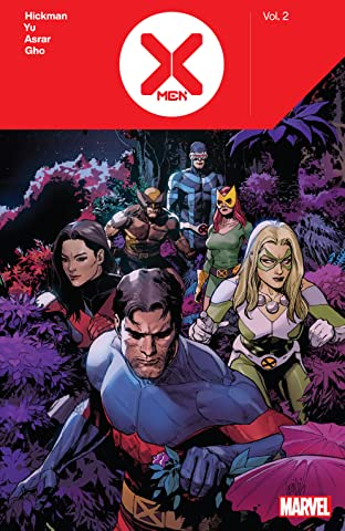 X-Men by Jonathan Hickman Vol. 2