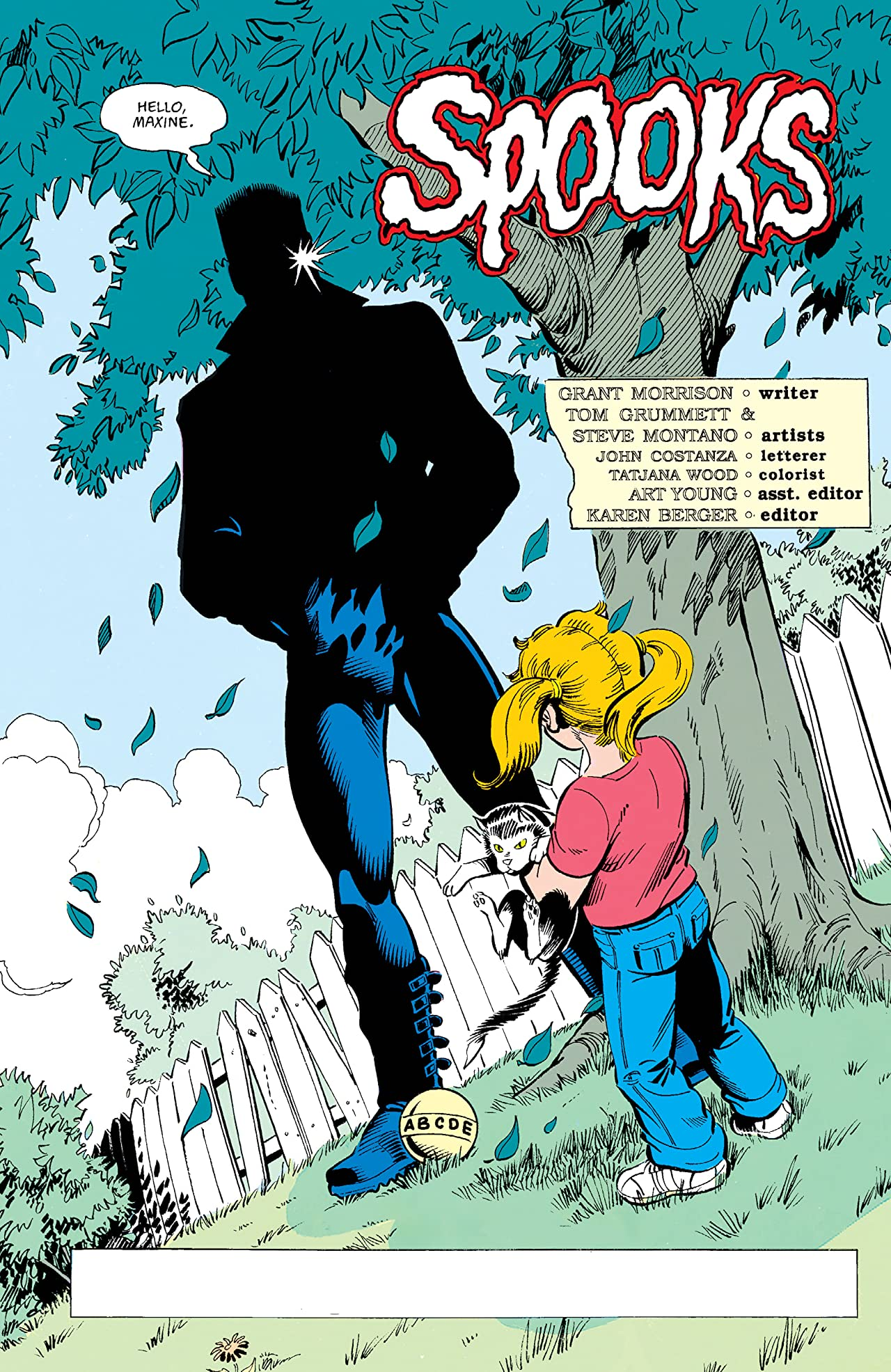 Animal Man by Grant Morrison 30th Anniversary Deluxe Edition Book Two