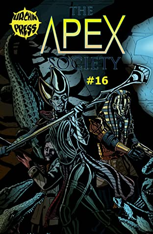 The Apex Society #16