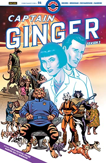 Captain Ginger Season 2 #6
