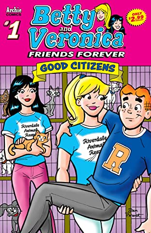 B&V Friends Forever: Good Citizens No.1
