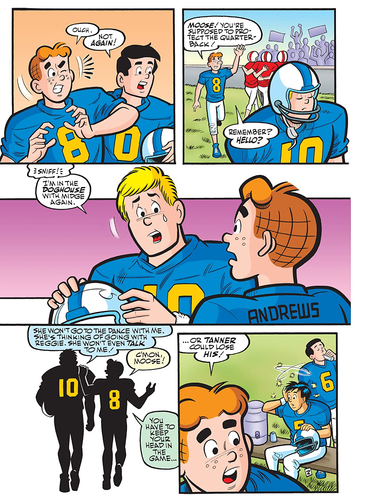 Archie Double Digest No.313