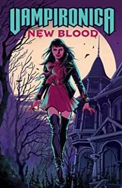 Vampironica: New Blood Vol. 1