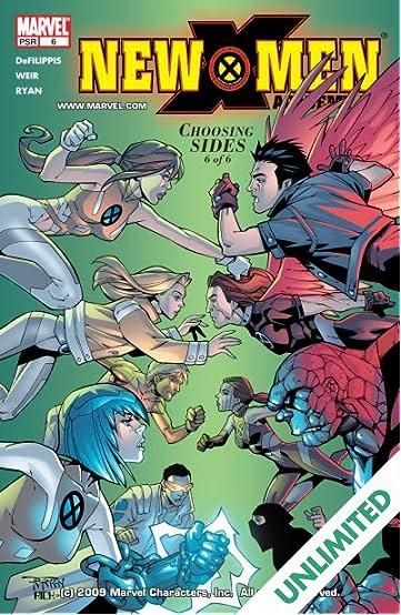 New X-Men (2004-2008) #6