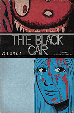 The Black Car Tome 1: Volume One - The Beginnings
