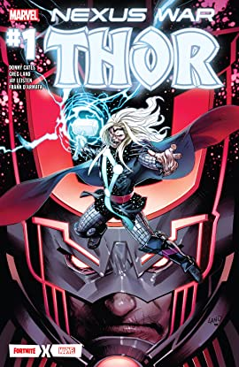 Fortnite x Marvel - Nexus War: Thor #1