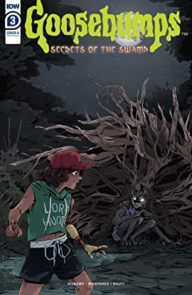 Goosebumps: Secrets of the Swamp #3 (of 5)