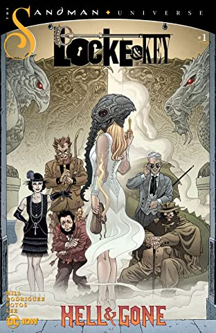 Locke & Key/Sandman: Hell & Gone #1