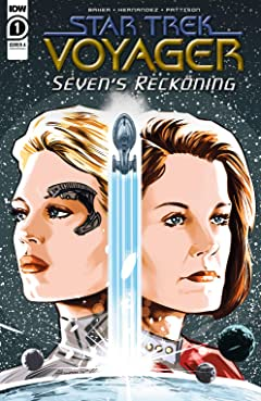 Star Trek: Voyager—Seven's Reckoning #1 (of 4)