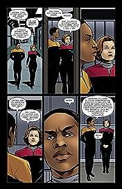 Star Trek: Voyager—Seven's Reckoning No.1 (sur 4)