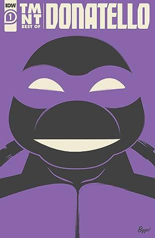 Teenage Mutant Ninja Turtles: Best of Donatello