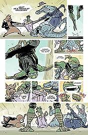 Teenage Mutant Ninja Turtles: Jennika II #1 (of 6)