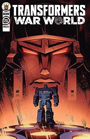 Transformers (2019-) #25
