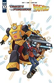 Transformers/Back to the Future #2 (of 4)
