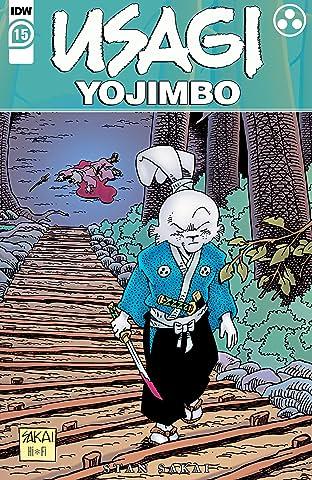 Usagi Yojimbo (2019-) No.15