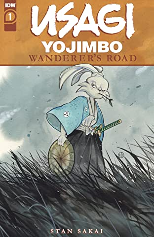 Usagi Yojimbo: Wanderer's Road #1 (of 7)