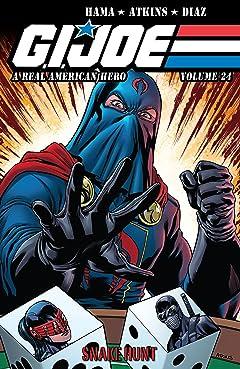 G.I. Joe: A Real American Hero Vol. 24
