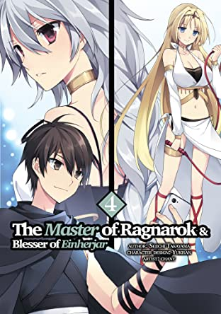 The Master of Ragnarok & Blesser of Einherjar Vol. 4: The Master of Ragnarok & Blesser of Einherjar: Volume 4
