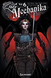 Lady Mechanika Tome 6: Sangre