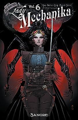Lady Mechanika Vol. 6: Sangre
