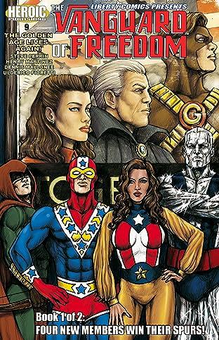 Liberty Comics #9