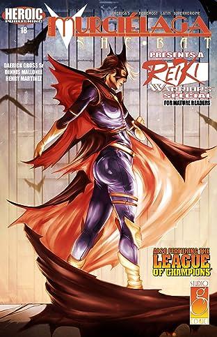 Murcielaga She-Bat #18