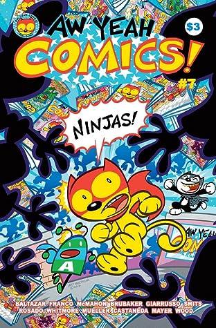 Aw Yeah Comics! #7