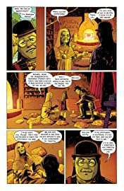 Edgeworld #1 (of 5): Sand (Part 1) (comiXology Originals)