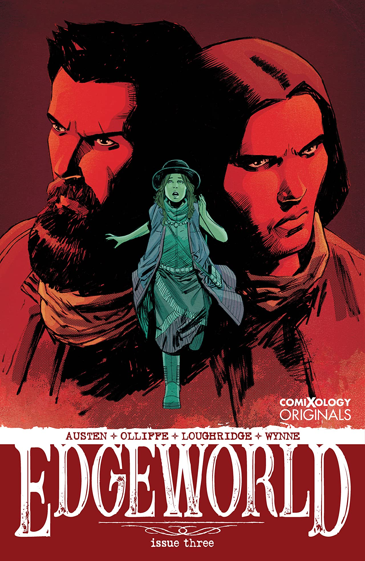 Edgeworld #3 (of 5): Bird in the Hand (comiXology Originals)
