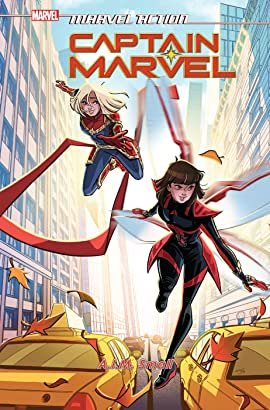 Marvel Action Captain Marvel Vol. 2: A.I.M. Small