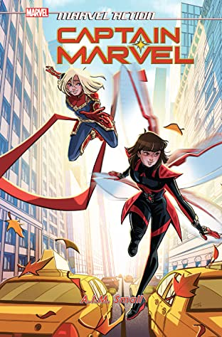 Marvel Action Captain Marvel Tome 2: A.I.M. Small