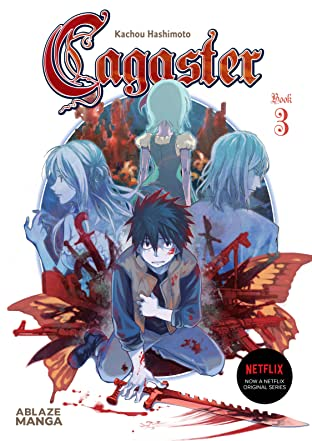 Cagaster Tome 3