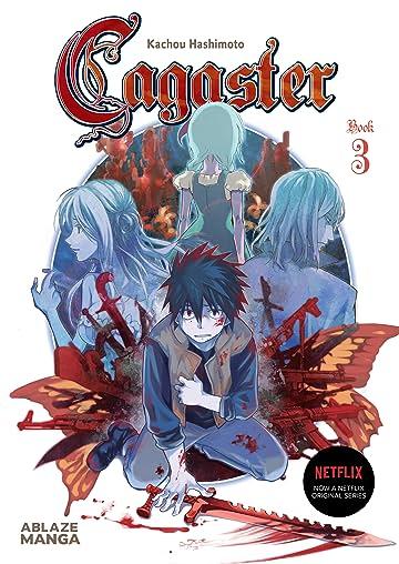 Cagaster Vol. 3