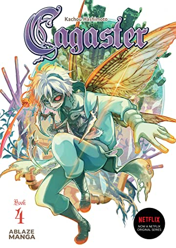 Cagaster Tome 4