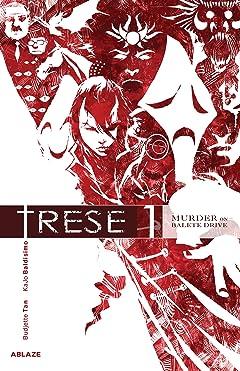 Trese Vol. 1: Murder on Balete Drive