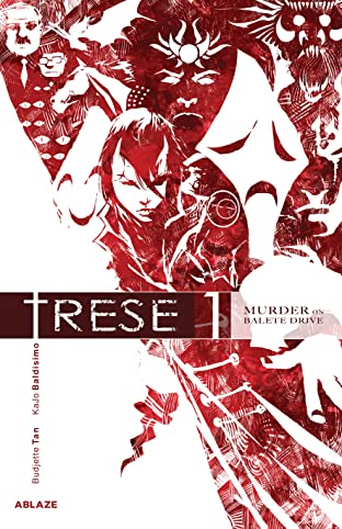 Trese Vol. 1: Murder on Balete Drive