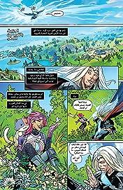 Fortnite x Marvel - Nexus War: Thor (Arabic) #1