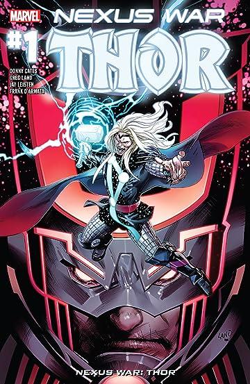 Fortnite x Marvel - Nexus War: Thor (German) #1