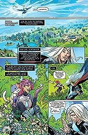 Fortnite x Marvel - Nexus War: Thor (Italian) #1