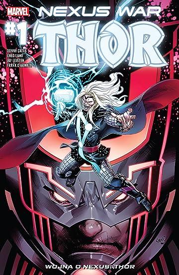 Fortnite x Marvel - Nexus War: Thor (Polish) #1