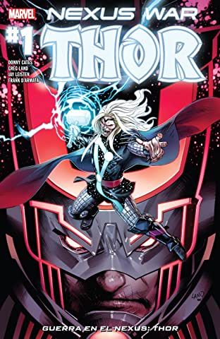 Fortnite x Marvel - Nexus War: Thor (Spanish Latin America) #1