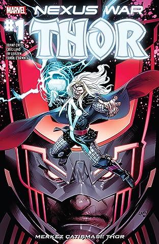 Fortnite x Marvel - Nexus War: Thor (Turkish) #1