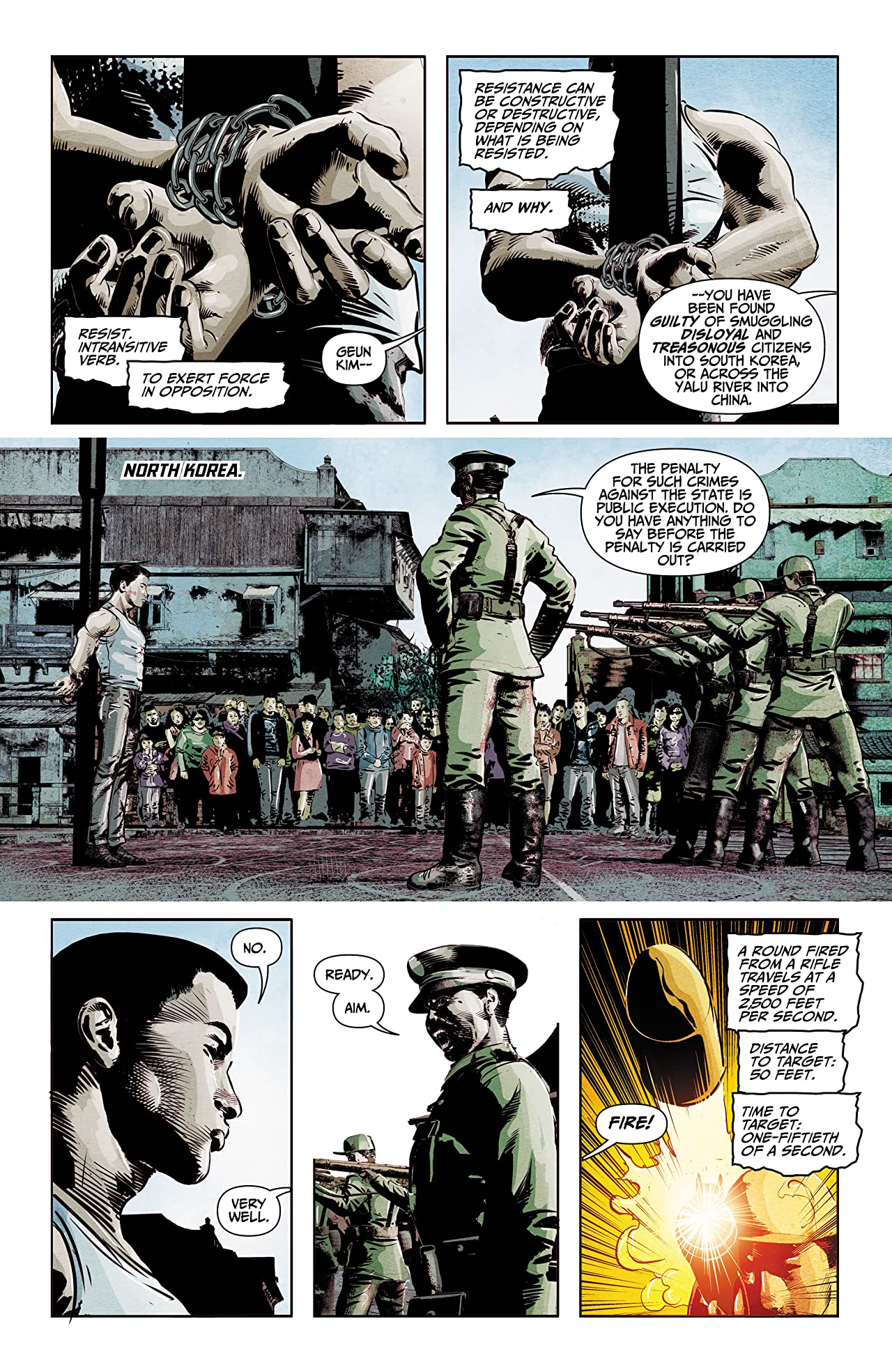 The Resistance #5 (of 6)