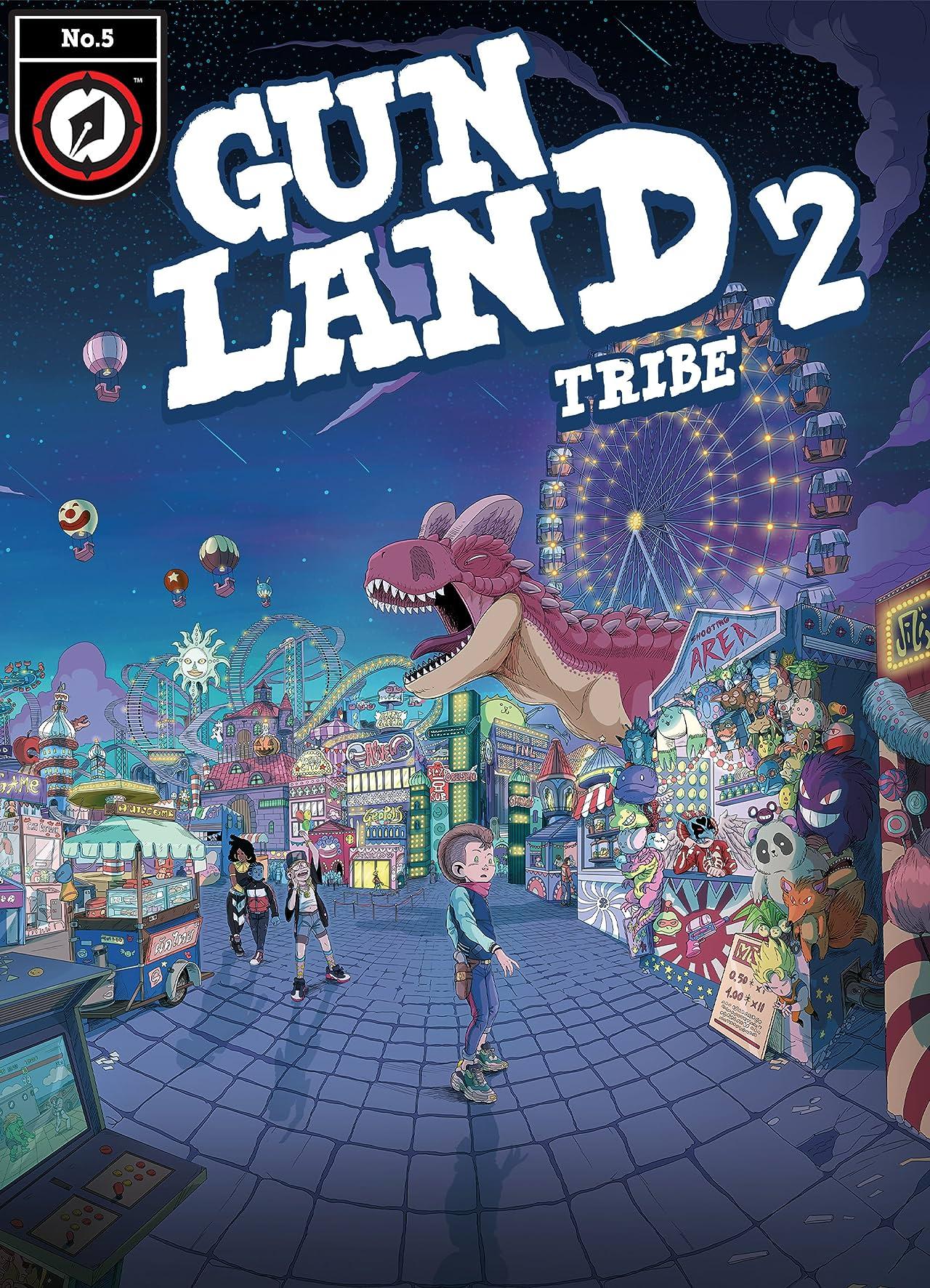 Gunland Vol. 2 #5: Tribe