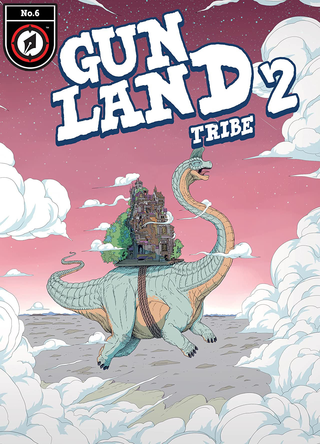 Gunland Vol. 2 #6: Tribe