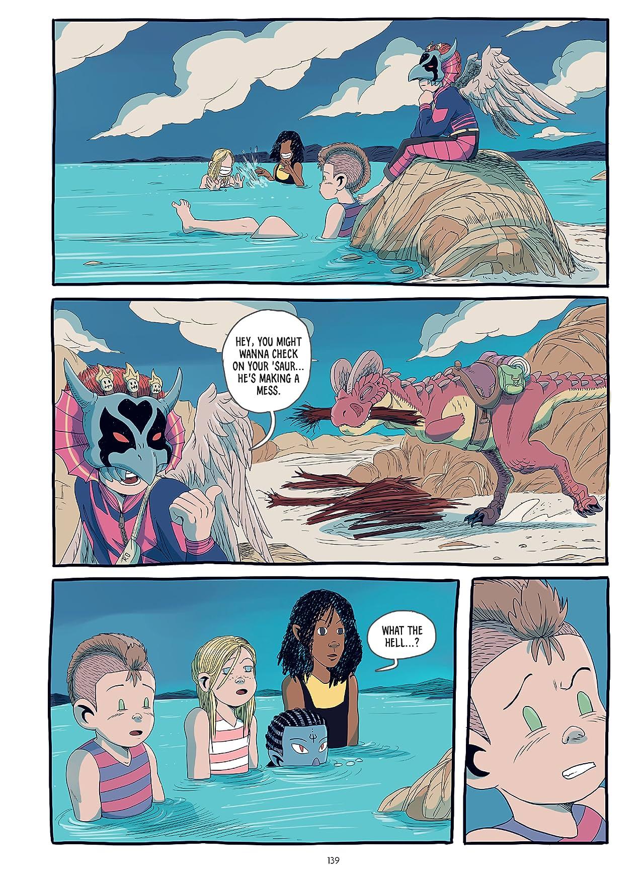 Gunland Vol. 2 #8: Tribe