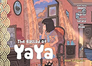 The Ballad of Yaya No.9: Sonata